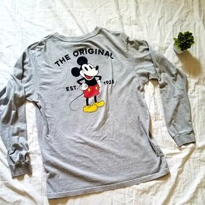 Vans Mickey Mouse Shirt